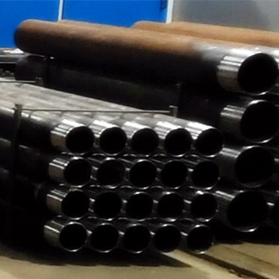 Steel casing tube
